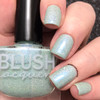 AVAILABLE AT GIRLY BITS COSMETICS www.girlybitscosmetics.com Ages of a Day (Flower Gathering Collection) by Blush Lacquers | Photo credit: @dsetterfield74