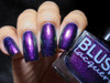 AVAILABLE AT GIRLY BITS COSMETICS www.girlybitscosmetics.com Twilight Maiden (Midnight Masquerade Collection) by Blush Lacquers | Photo credit: @thepolishedmage