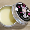 AVAILABLE AT GIRLY BITS COSMETICS www.girlybitscosmetics.com Natural Cuticle Balm by Moo Moo's Signatures
