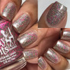 Girly Bits Cosmetics Sequins & Satin Pants (GWP) from the Sequins & Satin Pants Collection - NOT SOLD SEPARATELY | Swatch courtesy of IG @luvlee226