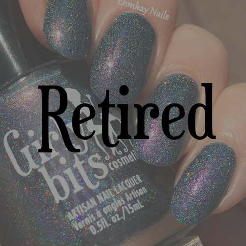 The Room Where It Happens - A Polish Con NYC limited edition by Girly Bits | swatch by EhmKay Nails