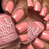 GIRLY BITS COSMETICS Because I Said So (CoTM May 2017) | Swatch courtesy of IG @luvlee226