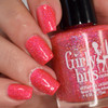 GIRLY BITS COSMETICS Brick House from the Sequins & Satin Pants Collection | Swatch courtesy of Manicure Manifesto