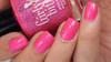 Girly Bits Cosmetics Hot Stuff from the Sequins & Satin Pants Collection | Swatch courtesy of Manicure Manifesto