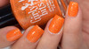 GIRLY BITS COSMETICS Funky Town from the Sequins & Satin Pants Collection | Swatch courtesy of Manicure Manifesto