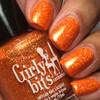 GIRLY BITS COSMETICS Funky Town from the Sequins & Satin Pants Collection | Swatch courtesy of IG @luvlee226