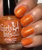 GIRLY BITS COSMETICS Funky Town from the Sequins & Satin Pants Collection | Swatch courtesy of My Nail Polish Obsession