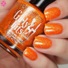 GIRLY BITS COSMETICS Funky Town from the Sequins & Satin Pants Collection | Swatch courtesy of Cosmetic Sanctuary