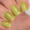 Girly Bits Cosmetics Jive Talkin' from the Sequins & Satin Pants Collection | Swatch courtesy of Manicure Manifesto