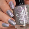 GIRLY BITS COSMETICS Sugar Beach {Indie Expo Canada Limited Edition} | Swatch courtesy of Manicure Manifesto