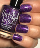 Budget? Fuggedaboudit! {The Road to Polish Con} by Girly Bits   swatch by My Nail Polish Obsession