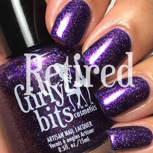 Budget? Fuggedaboudit! {The Road to Polish Con} by Girly Bits   swatch by IG@luvlee226