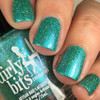 Girly Bits Cosmetics Mermaid of Honour (Juy 2017 CoTM)   Swatch courtesy of The Dot Couture