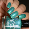 Girly Bits Cosmetics Mermaid of Honour (Juy 2017 CoTM)   Swatch courtesy of Delishious Nails