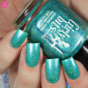 Girly Bits Cosmetics Mermaid of Honour (Juy 2017 CoTM)   Swatch courtesy of Cosmetic Sanctuary