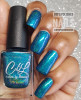 AVAILABLE AT GIRLY BITS COSMETICS www.girlybitscosmetics.com The Deep End - Holo (Spring/Summer 2017 Collection) by Colors by Llarowe