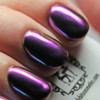 GIRLY BITS COSMETICS Wizardry (SFX Multi-chrome Powder) | Swatch courtesy of The Mani Cafe