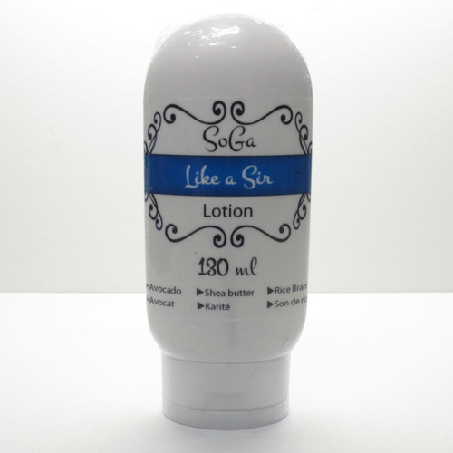 AVAILABLE AT GIRLY BITS COSMETICS www.girlybitscosmetics.com Like a Sir Lotion by SoGa Artisan Soaperie