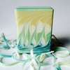 AVAILABLE AT GIRLY BITS COSMETICS www.girlybitscosmetics.com Fresh Cut Grass Artisan Soap by SoGa Artisan Soaperie