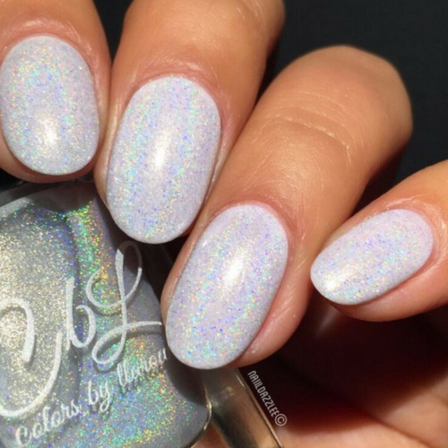 AVAILABLE AT GIRLY BITS COSMETICS www.girlybitscosmetics.com Chasing a Unicorn (Special Finishes Collection) by Colors by Llarowe | Swatch courtesy of @naiilrazzlee