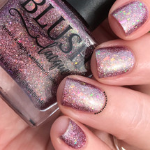 AVAILABLE AT GIRLY BITS COSMETICS www.girlybitscosmetics.com After Hours (Summer Soiree Collection) by Blush Lacquers | Photo credit: @dsetterfield74