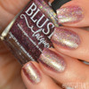 AVAILABLE AT GIRLY BITS COSMETICS www.girlybitscosmetics.com After Hours (Summer Soiree Collection) by Blush Lacquers | Photo credit: @housewifenails