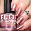 AVAILABLE AT GIRLY BITS COSMETICS www.girlybitscosmetics.com After Hours (Summer Soiree Collection) by Blush Lacquers | Photo credit: @polishandpaws