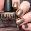 AVAILABLE AT GIRLY BITS COSMETICS www.girlybitscosmetics.com Escargot, Non? (Summer Soiree Collection) by BLUSH Lacquers | Photo credit: @dsetterfield74
