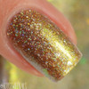 AVAILABLE AT GIRLY BITS COSMETICS www.girlybitscosmetics.com Gilded Fawn (Summer Soiree Collection) by BLUSH Lacquers | Photo credit: @housewifenails