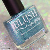 AVAILABLE AT GIRLY BITS COSMETICS www.girlybitscosmetics.com Le Petit Macaron (Summer Soiree Collection) by BLUSH Lacquers | Photo credit: @polishandpaws