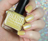 AVAILABLE AT GIRLY BITS COSMETICS www.girlybitscosmetics.com Banana Boat Float (Beach Bunny Collection) by BLUSH Lacquers | Photo credit: @pgsnichole