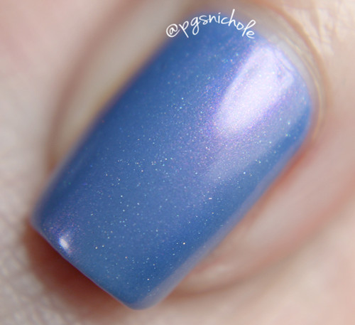 AVAILABLE AT GIRLY BITS COSMETICS www.girlybitscosmetics.com My Beach Umbrella-ella-ella (Beach Bunny Collection) by BLUSH Lacquers | Photo credit: @pgsnichole