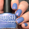 AVAILABLE AT GIRLY BITS COSMETICS www.girlybitscosmetics.com My Beach Umbrella-ella-ella (Beach Bunny Collection) by BLUSH Lacquers | Photo credit: @dsetterfield74