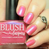 AVAILABLE AT GIRLY BITS COSMETICS www.girlybitscosmetics.com Teeny Weeny Pink Bikini (Beach Bunny Collection) by BLUSH Lacquers | Photo credit: @polishedandpaws