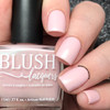 AVAILABLE AT GIRLY BITS COSMETICS www.girlybitscosmetics.com Vintage Vinyl (Beach Bunny Collection) by BLUSH Lacquers | Photo credit: @dsetterfield74