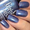 Girly Bits Cosmetics Let Me Azure You (CoTM August 2017) | Swatch courtesy of Nail Experiments