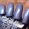 Girly Bits Cosmetics Let Me Azure You (CoTM August 2017) | Swatch courtesy of Intense Nail Therapy