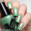 AVAILABLE AT GIRLY BITS COSMETICS www.girlybitscosmetics.com Absinthe Makes The Heart Grow Fonder (Core Collection) by Ellagee   Photo courtesy of @CDBnails