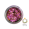 AVAILABLE AT GIRLY BITS COSMETICS www.girlybitscosmetics.com Jewels Shattered Flakes by Mitty