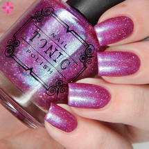 AVAILABLE AT GIRLY BITS COSMETICS www.girlybitscosmetics.com Aurora Sunrise (Spring 2017 Collection) by Tonic Polish | Swatch courtesy of @cosmeticsanctuary