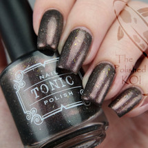 AVAILABLE AT GIRLY BITS COSMETICS www.girlybitscosmetics.com Taking on Toronto (IEC Limited Edition) by Tonic Polish | Swatch courtesy of @thepolishedkoi