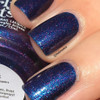 Girly Bits Cosmetics Keep Calm, Terry On (Crystal's Charity Lacquers) | Swatch courtesy of The Dot Couture