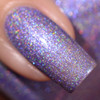 Girly Bits Cosmetics Fox Trot (Crystal's Charity Lacquers) | Swatch courtesy of Delishious Nails