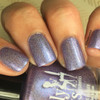 Girly Bits Cosmetics Fox Trot (Crystal's Charity Lacquers) | Swatch courtesy of The Dot Couture