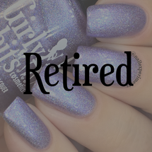 Girly Bits Cosmetics Fox Trot (Crystal's Charity Lacquers) | Swatch courtesy of Nail Experiments