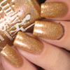 Girly Bits Cosmetics Butterbeer Latte (CoTM September 2017) | Swatch courtesy of Nail Experiments
