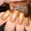 Girly Bits Cosmetics Butterbeer Latte (CoTM September 2017) | Swatch courtesy of Delishious Nails