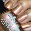 Girly Bits Cosmetics Butterbeer Latte (CoTM September 2017) | Swatch courtesy of IG@luvlee226