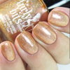 Girly Bits Cosmetics Butterbeer Latte (CoTM September 2017) | Swatch courtesy of IG@gotnail