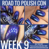GIRLY BITS COSMETICS Pier-Less Beauty (Road to Polish Con Chicago 2017 Series)  | Swatch courtesy of Nail Experiments